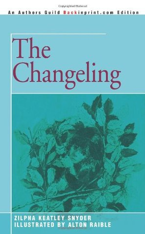 The Changeling by Zilpha Keatley Snyder