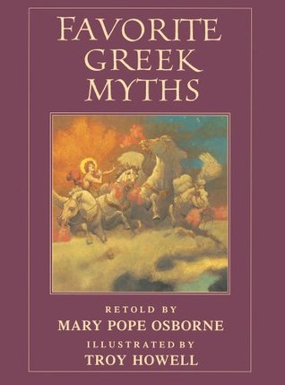 Favorite Greek Myths by Mary Pope Osborne