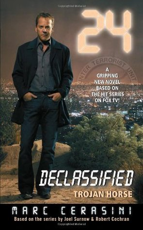 24 Declassified by Marc Cerasini