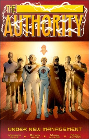 The Authority, Vol. 2 by Warren Ellis