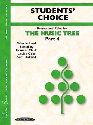 The Music Tree Students' Choice (Music Tree (Warner Brothers))