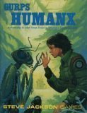 "GURPS Humanx: Roleplaying in Alan Dean Foster's ""Humanx Commonwealth"""
