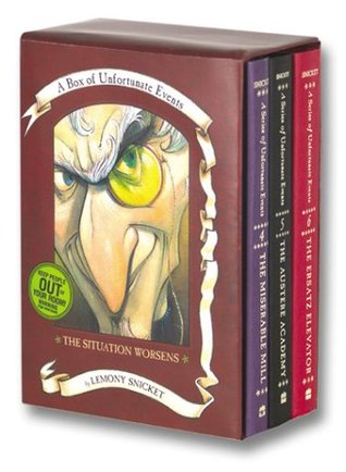 The Situation Worsens by Lemony Snicket