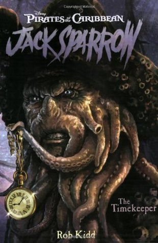 The Timekeeper (Pirates of the Caribbean: Jack Sparrow, #8)