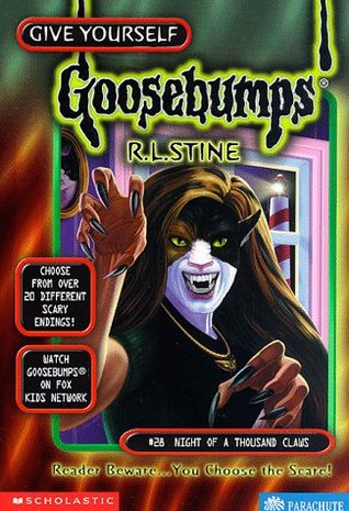 Night of a Thousand Claws by R.L. Stine