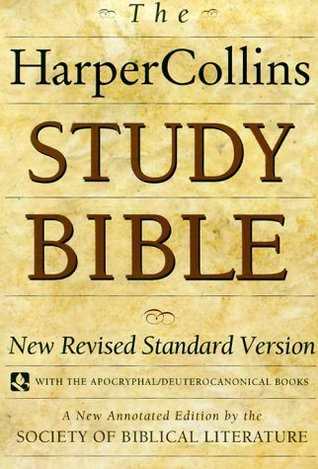The HarperCollins Study Bible by Wayne A. Meeks