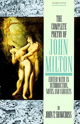 The Complete Poetry by John Milton
