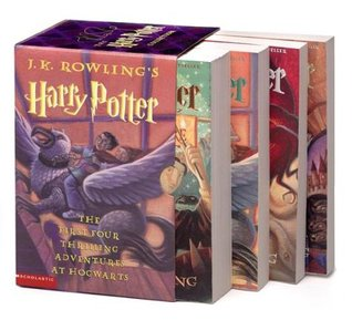 Harry Potter Boxed Set by J.K. Rowling
