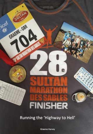 Running the Highway to Hell: The 28th Sultan Marathon des Sables