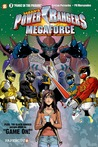 Power Rangers Megaforce #3: Panic in the Parade