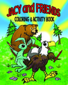 Jacy and Friends Coloring & Activity Book