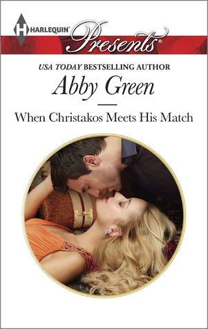 When Christakos Meets His Match (Blood Brothers, #2)