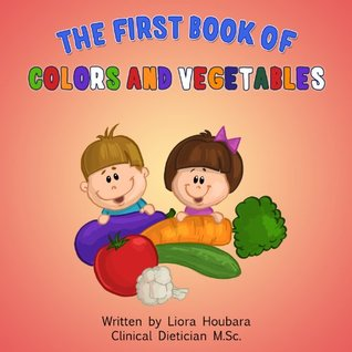 Baby books: The First Book of Colors and Vegetables