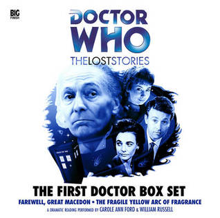 Doctor Who: The First Doctor Box Set (The Lost Stories #2.1)