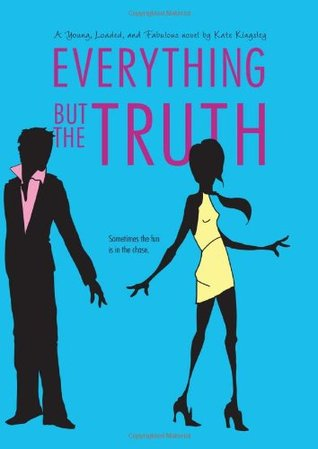 Everything But the Truth by Kate Kingsley