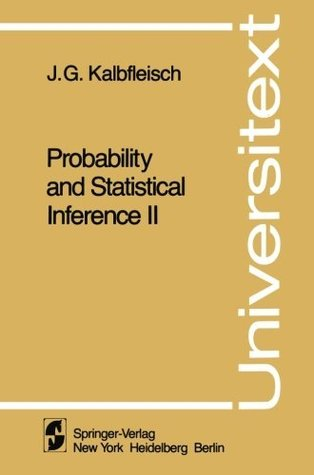 Probability and Statistical Inference II: 002