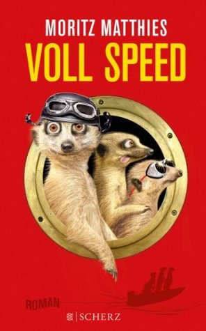 Voll Speed (Ray & Rufus #2)