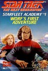Worf's First Adventure  (Star Trek: The Next Generation - Starfleet Academy #1)