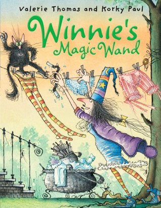 Winnie's Magic Wand
