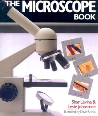 The Microscope Book by Shar Levine