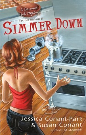 Simmer Down by Susan Conant
