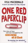 One Red Paperclip by Kyle Macdonald