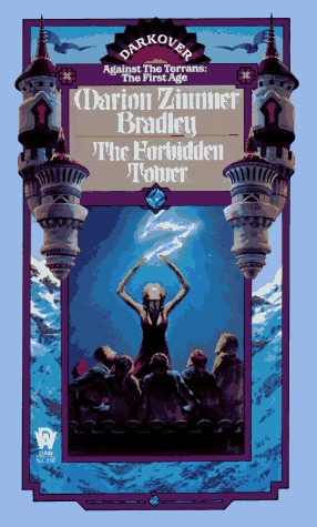 The Forbidden Tower by Marion Zimmer Bradley