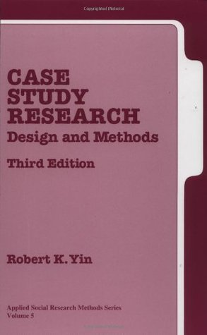 Resources Case study research design and methods yin