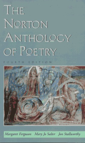 The Norton Anthology of Poetry by Margaret Ferguson