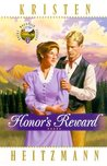 Honor's Reward (Rocky Mountain Legacy, #5)
