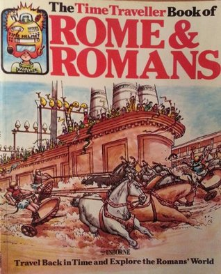 Time Traveller Book of Roman and R