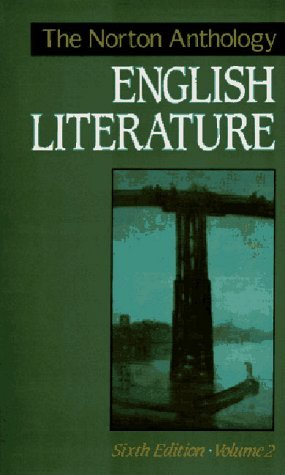 Norton Anthology of English Literature, Vol.2 by M.H. Abrams