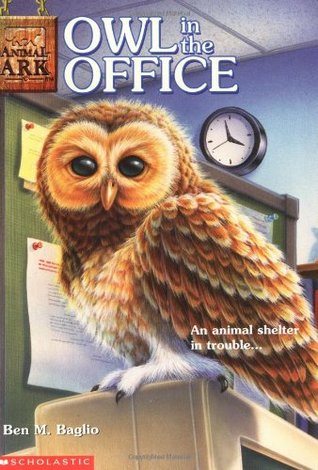 Owl in the Office (Animal Ark [GB Order] #9)