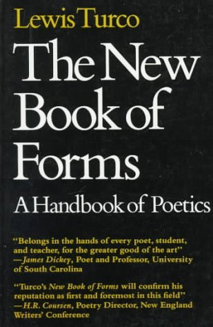The New Book of Forms by Lewis Turco