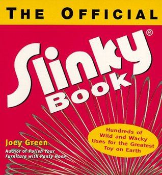 Official Slinky Book by Joey Green