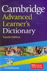 Cambridge Advanced Learner's Dictionary with CD-ROM by IDM