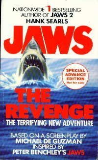 Jaws The Revenge by Hank Searls