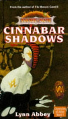 Cinnabar Shadows (Dark Sun: Chronicles of Athas #4)