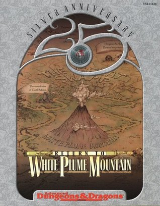 Return to White Plume Mountain by Bruce R. Cordell