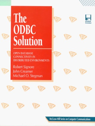 The ODBC Solution by Robert Signore