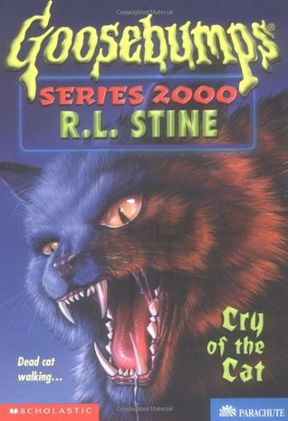 Cry of the Cat by R.L. Stine