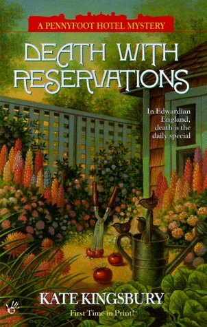 Death with Reservations (Pennyfoot Hotel #10)