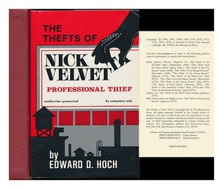 The Thefts of Nick Velvet by Edward D. Hoch