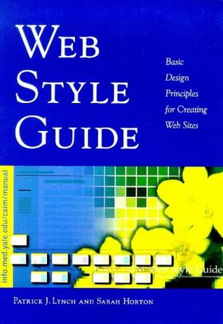 Web Style Guide by Patrick J. Lynch