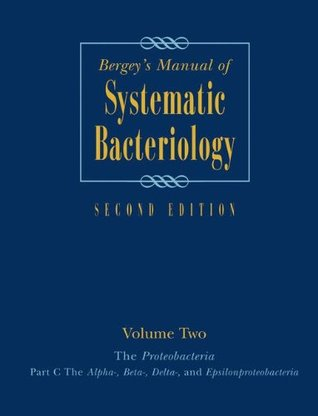 Bergey's Manual of Systematic Bacteriology: Volume 2, Part C