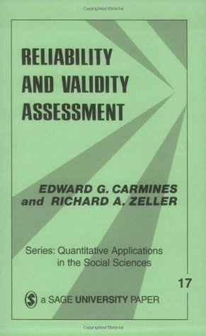 Reliability and Validity Assessment