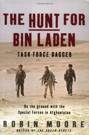 The Hunt for bin Laden by Robin Moore