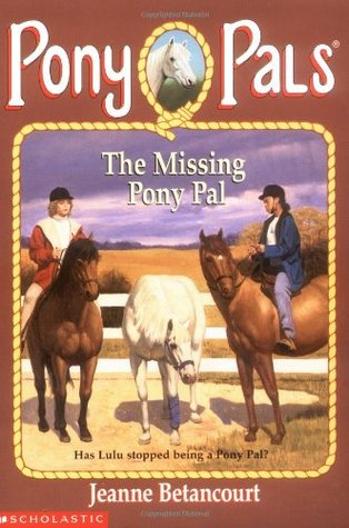 The Missing Pony Pal (Pony Pals #16)
