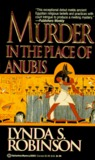 Murder in the Place of Anubis (Lord Meren, #1)