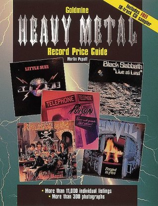 Goldmine's Heavy Metal Price Guide